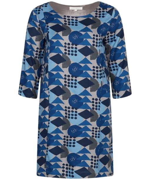 Women's Seasalt Freshwater Dress - Block Geo Marine