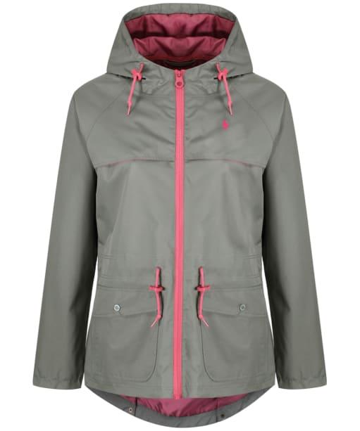 Women's Jack Murphy Maple Waterproof Jacket - Contemporary Green