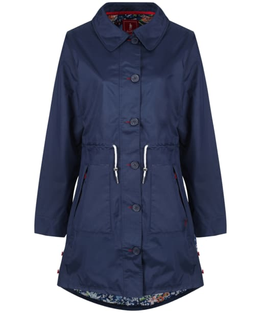 Women's Jack Murphy Rachel Waterproof Coat - Navy Blue