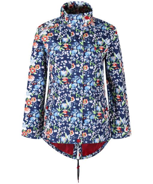Women's Jack Murphy Monica Waterproof Jacket - Holiday Flower