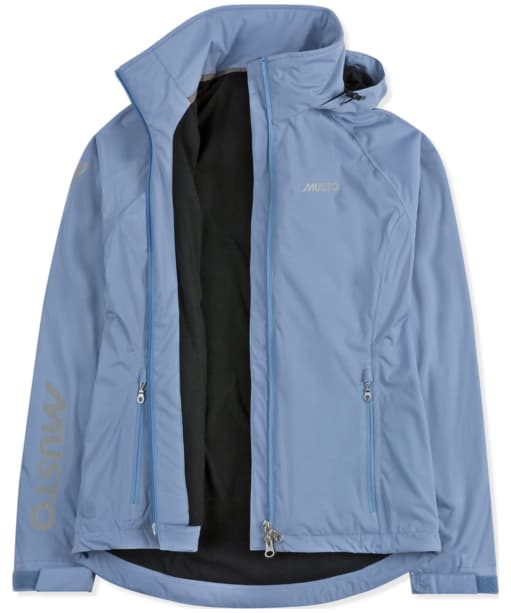 Mu Training Jacket - Pearl Blue