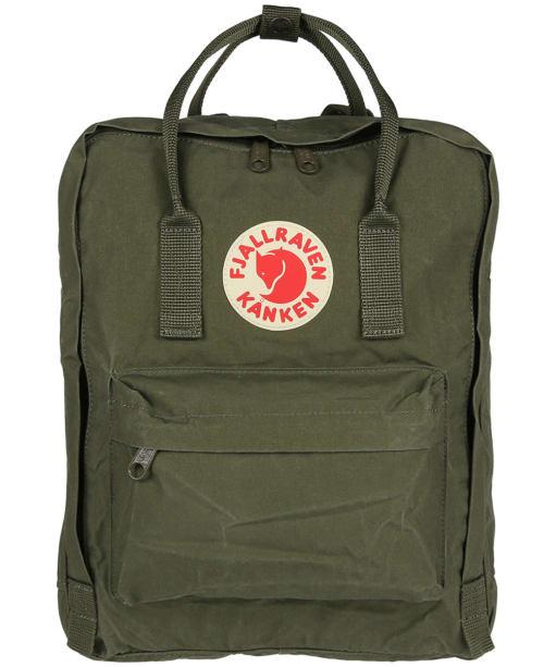 Fjallraven Kanken Backpack - Green