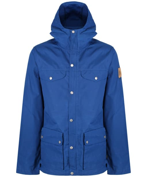 Men's Fjallraven Greenland Jacket - Deep Blue