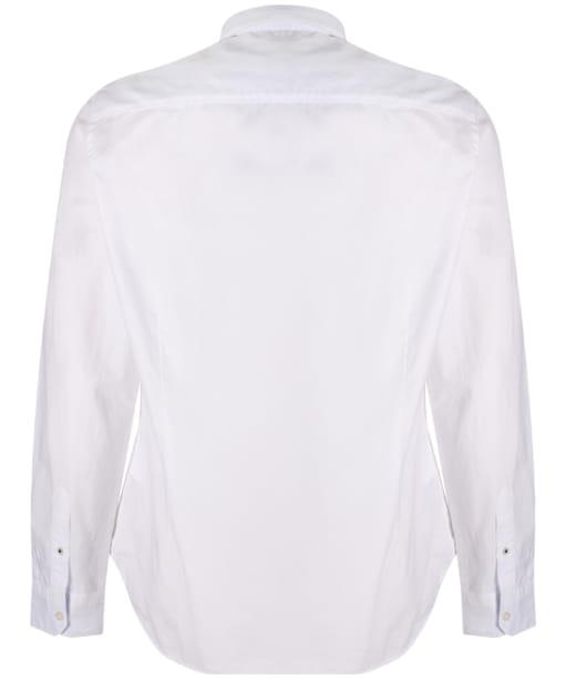 Men's Timberland Milford Solid Oxford Shirt - Lemon Chrome