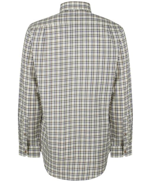 Men's Musto Classic Button Down Check Shirt - Carrick Gold