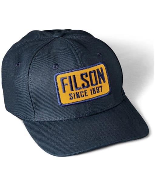 Men's Filson Logger Cap - Navy