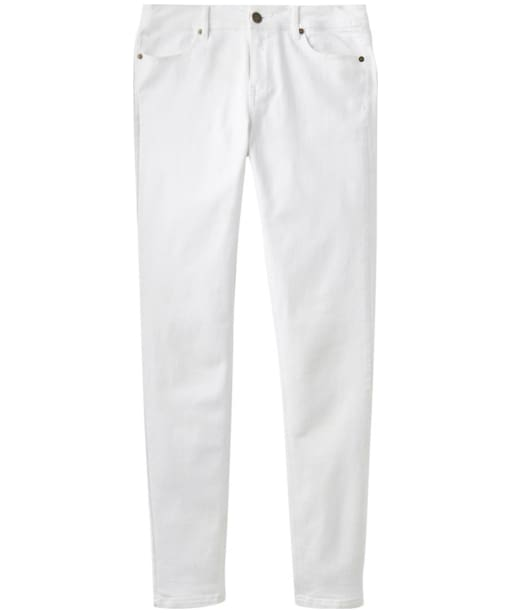 Women's Joules Monroe Skinny Stretch Jeans - Bright White