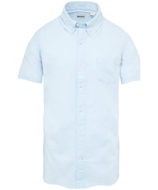Men's Timberland Pleasant River Oxford Shirt - Skyway