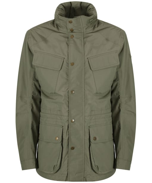 Men's Dubarry Thornton Waterproof Jacket - Khaki