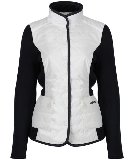 Women's Dubarry Terryglass PrimaLoft® Jacket - Sail White Multi