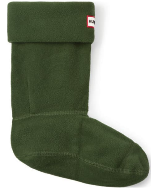 Hunter Short Boot Socks - Hunter Green