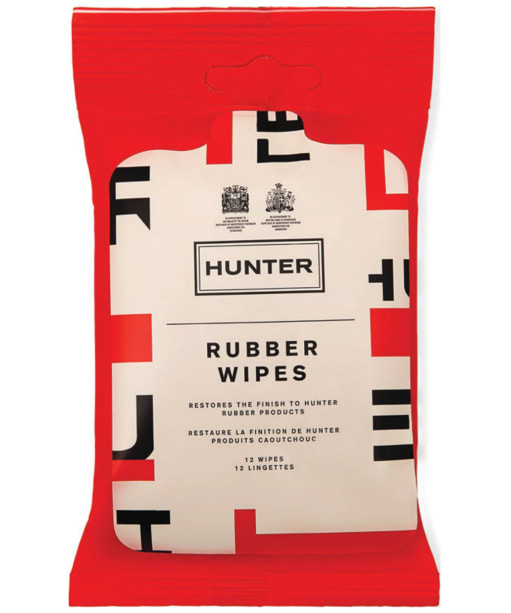 Hunter Rubber Wipes - No Colour
