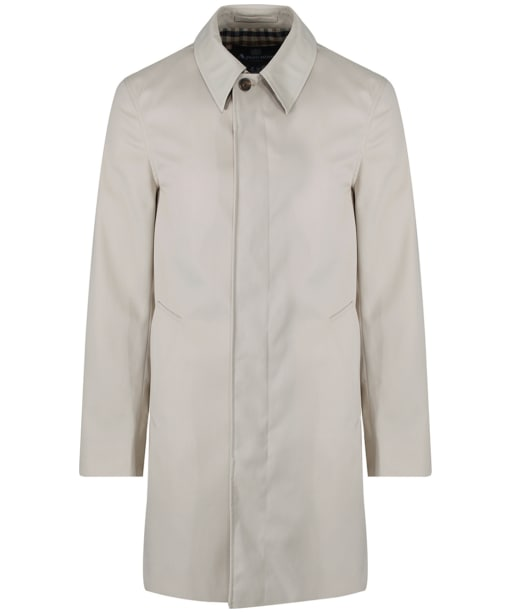 Men's Aquascutum Broadgate Trench Coat - Light Beige