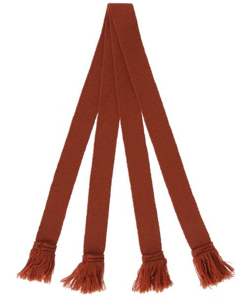 Pennine Wool Garter - Maple