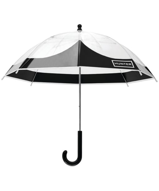 Hunter Original Kids Moustache Bubble Umbrella - Black