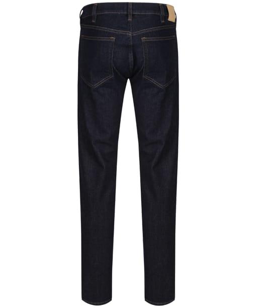 Men's GANT Regular Fit Jeans - Dark Blue