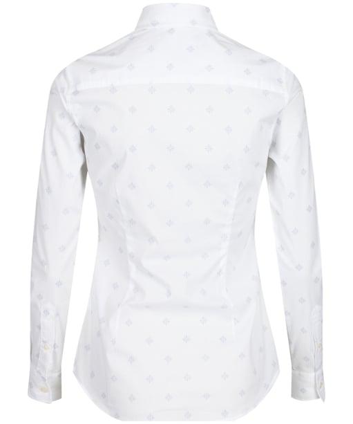Women's Schoffel Norfolk Shirt - Back