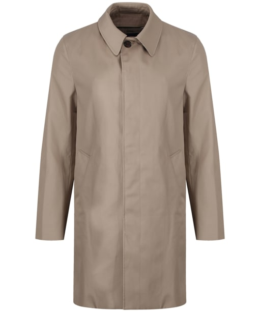 Men's Aquascutum Broadgate Raincoat - Camel