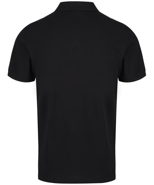 Men's GANT the Original Pique Rugger Polo Shirt - Black