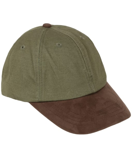 Schoffel Cowes Cap - Olive