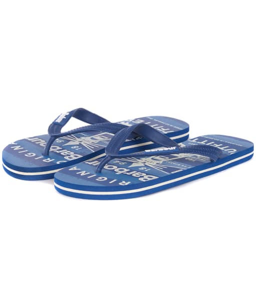 Men's Barbour Beacon Beach Sandals - Blue