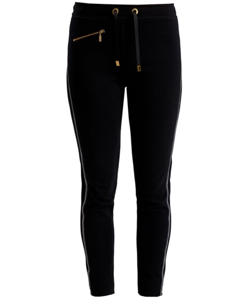 Women's Barbour International Track Trouser - Black