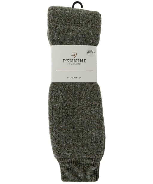 Men's Pennine Poacher Knee High Shooting Socks - Derby Tweed