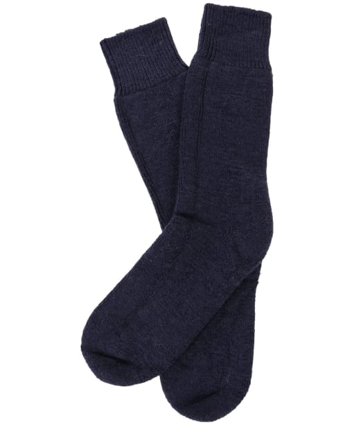 Men's Pennine Ranger Boot Shooting Socks - Navy