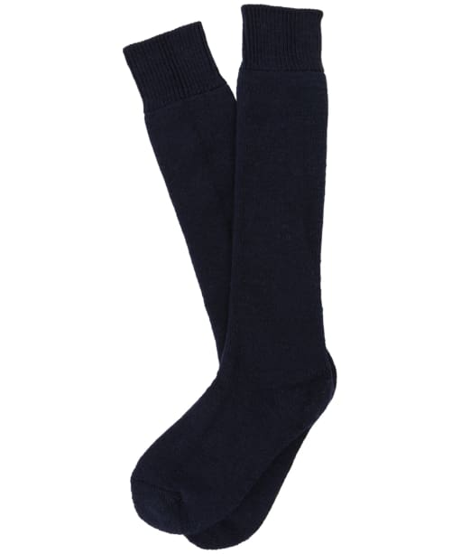Men's Pennine Ranger Shooting Socks - Navy