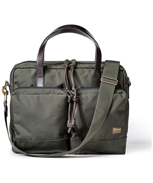 Men's Filson Dryden Briefcase - Otter Green