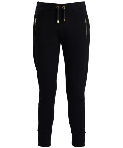 Women's Barbour International Backmarker Trousers - Black