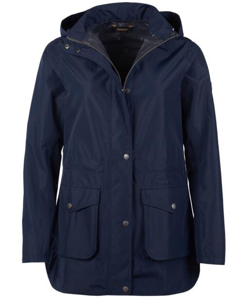 Women's Barbour Studland Waterproof Jacket - Navy