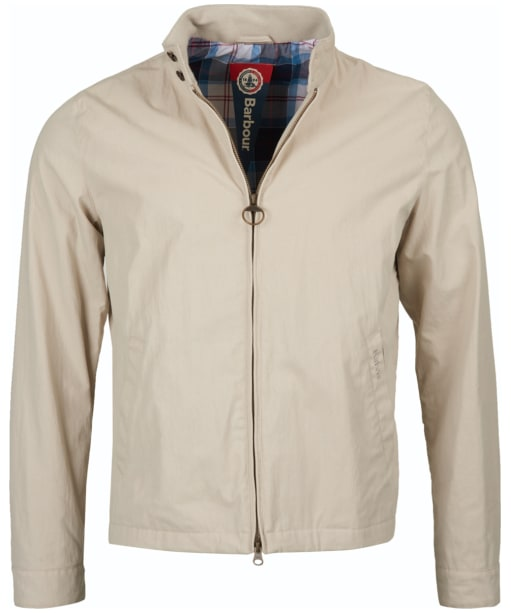 Men's Barbour Brandene Casual Jacket - Mist