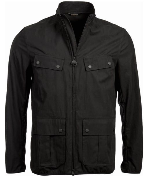 Men's Barbour International Donnington Casual Jacket - Black
