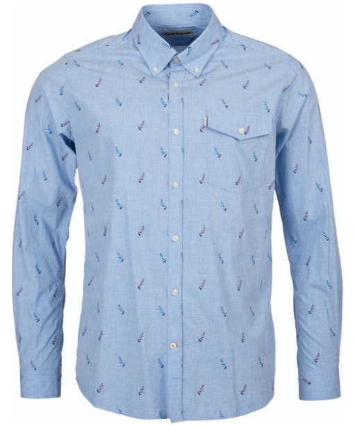 Men's Barbour Tailored Fit Sails Shirt - Chambray