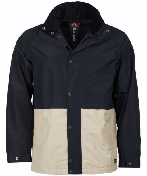 Men's Barbour Dolan Jacket - Navy / Mist