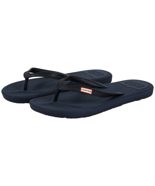 Women's Hunter Original Flip Flops - Navy