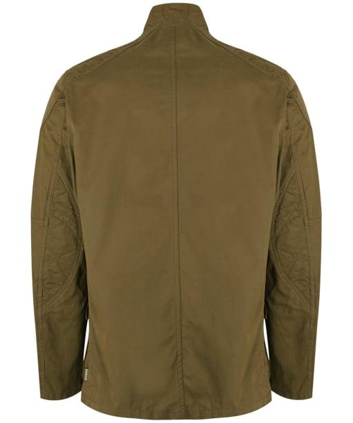 Men's Barbour International Lockseam Casual Jacket - Dark Sand