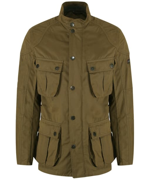 Men's Barbour International Lockseam Casual Jacket - Dark Sand