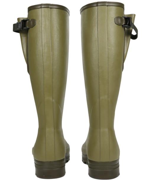 Men's Le Chameau Vierzonord XL Calf Wellingtons - Green