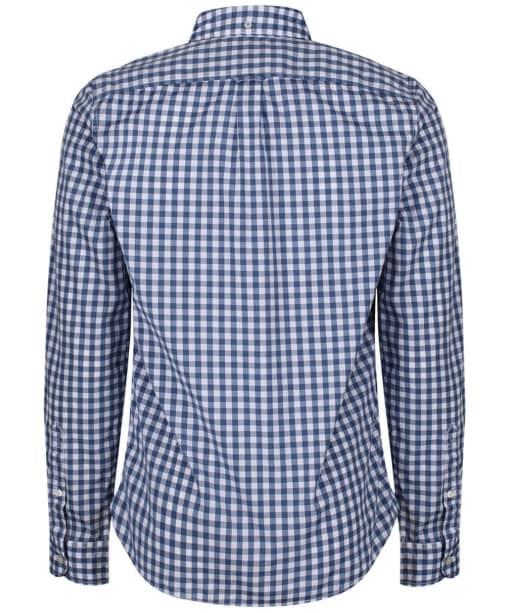 Men's Timberland Suncook River Gingham Shirt - Twilight Blue