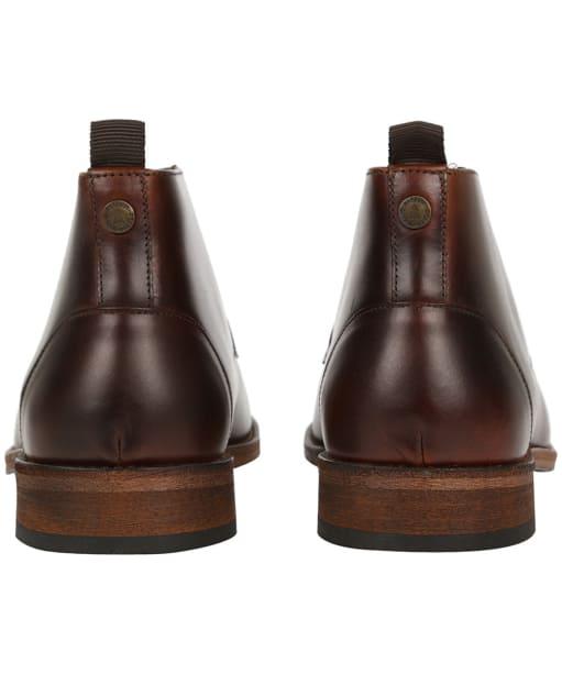 Men's Barbour Benwell Chukka Boot - Mahogany