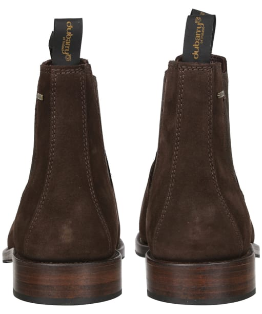 Men's Dubarry Kerry Leather Boots - Cigar