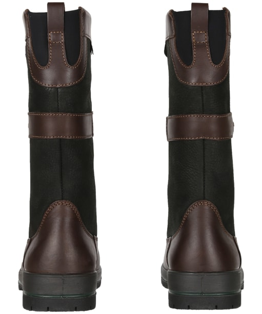 Dubarry Kildare Leather Boots - Black / Brown