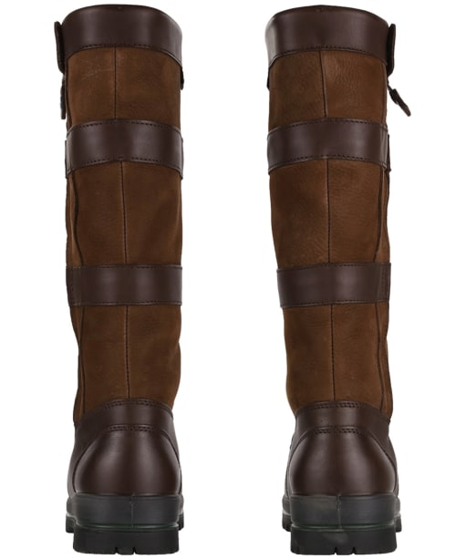 Dubarry Wexford Leather Boots - Walnut