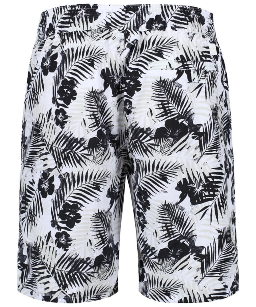 Men's Timberland Sunapee Lake Patterned Swim Shorts - Back