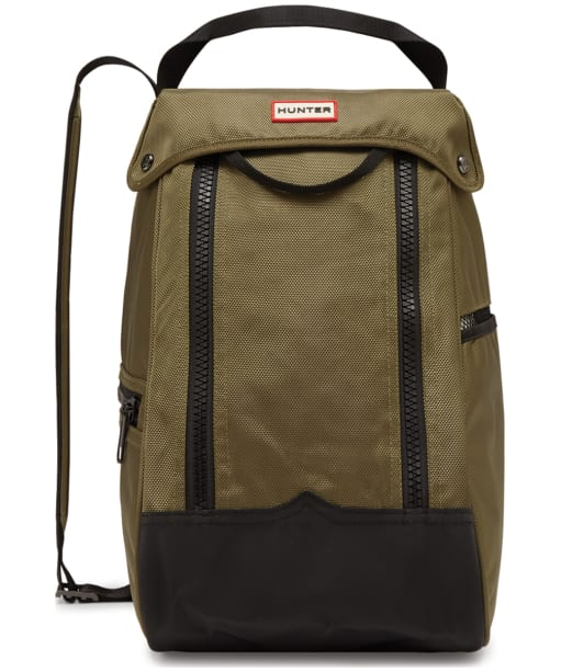 Hunter Original Boot Bag Short - Green