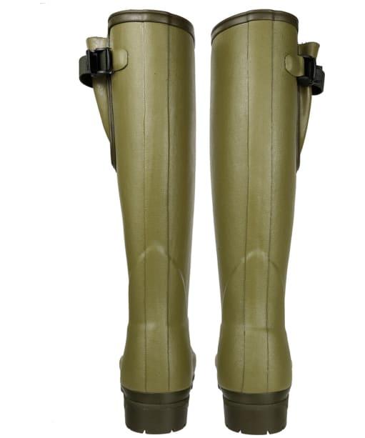 Women's Le Chameau Vierzonord Neo Wellington Boots - Green