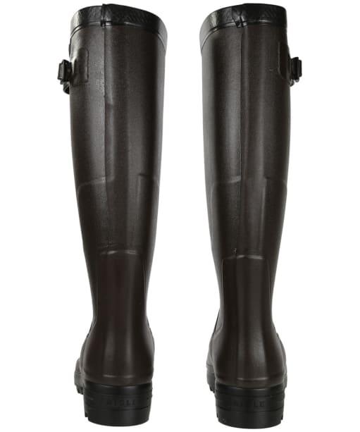Aigle Benyl Medium Wellington Boots - Brown