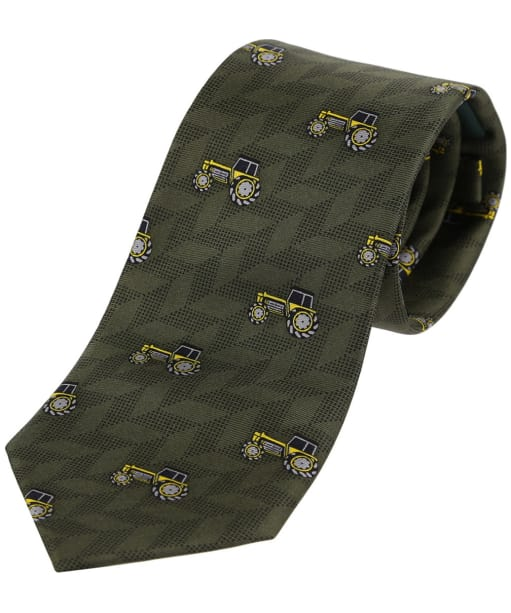 Men's Soprano Tractors Tie - Green